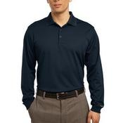 Golf Long Sleeve Dri FIT Stretch Tech Polo