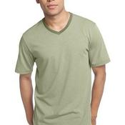 ™ Mens Mini Stripe Notch Crew Tee