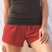 Ladies' Reversible Mesh Short