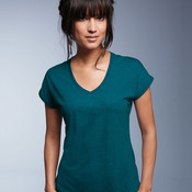 Women's Triblend V-Neck T-Shirt