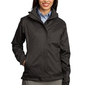 Ladies Crosshatch Jacket