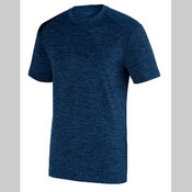 INTENSIFY BLACK HEATHER TRAINING TEE