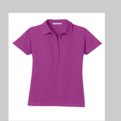Port Authority® Ladies Modern Stain-Resistant Polo