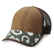 Hi-Density Paper Straw Trucker Pattern