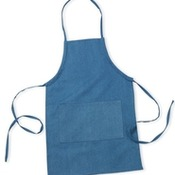 APD-L - Denim 12oz Apron - Long