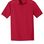 NEW Port Authority® Pinpoint Mesh Polo