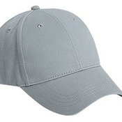 BRUSHED COTTON TWILL YOUTH SIX PANEL LOW PROFILE BASEBALL CAP