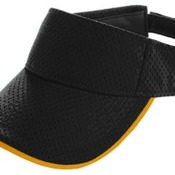 ATHLETIC MESH TWO-COLOR VISOR-ADULT
