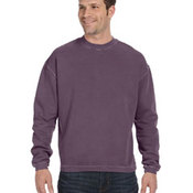 11 oz. Pigment-Dyed Ringspun Cotton Fleece Crew