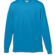 100% Polyester Moisture Wicking Long-Sleeve T-Shirt