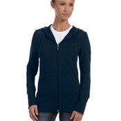 Ladies' Stretch French Terry Lounge Jacket