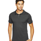 Next Level Men's Slub Polo