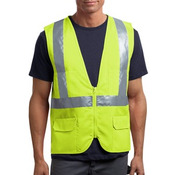 Ansi Class 2 Mesh Back Safety Vest