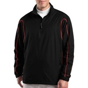 Golf 1/2 Zip Wind Jacket