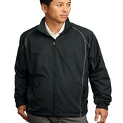 Golf Full Zip Wind Jacket