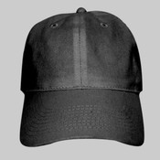 Washed Cotton Twill Mesh Cap