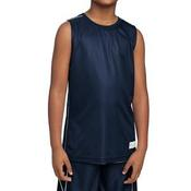 Youth PosiCharge Mesh™ Reversible Sleeveless Tee