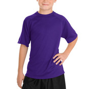 Youth Dry Zone™ Raglan T Shirt